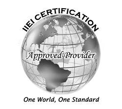 IIEI Certification Approved Provider