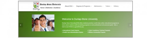 New DSU Website